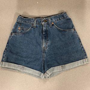Levi Shorts 954 Regular Fit Size 9